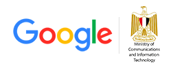 Google & MCIT logo