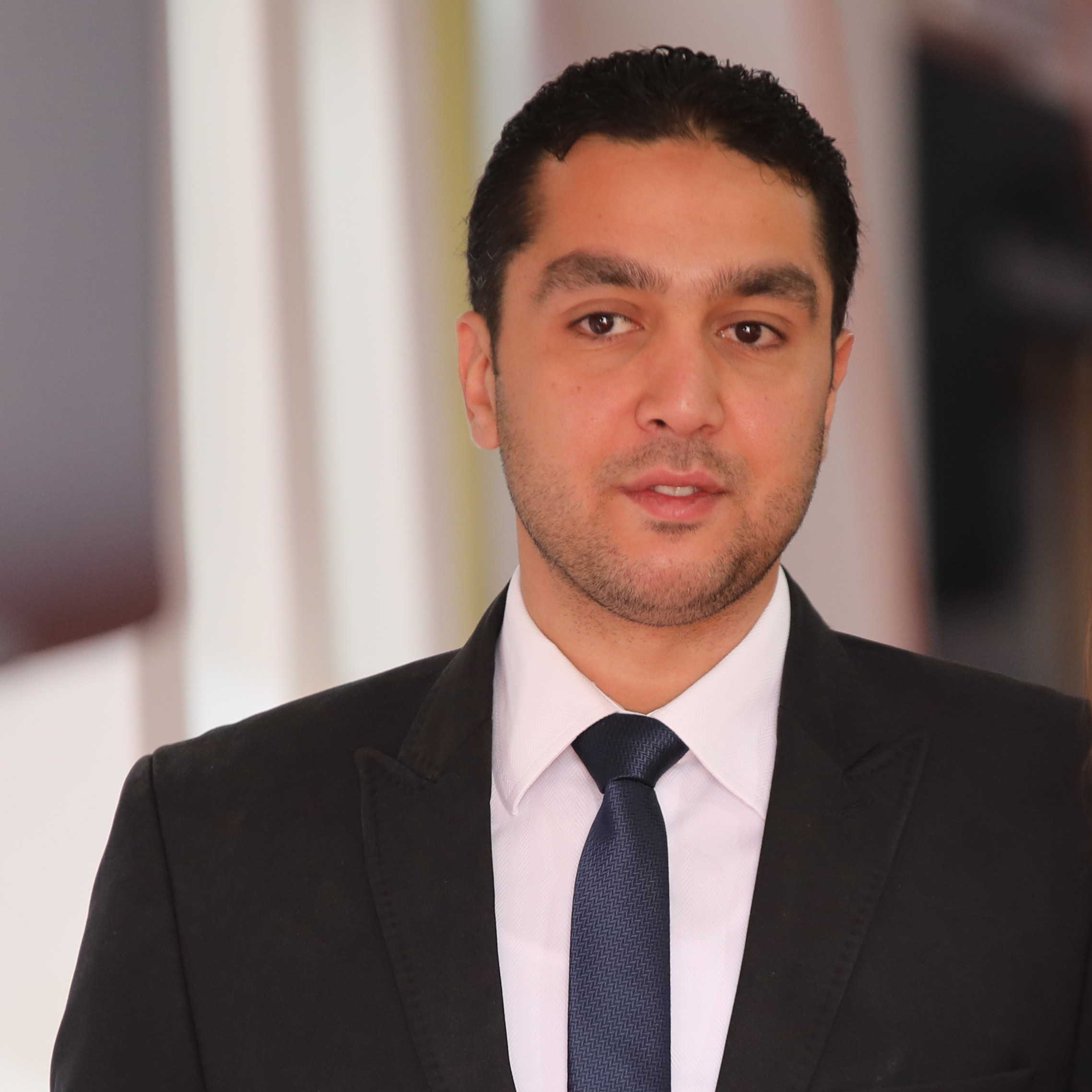 Youssef Tarek Marketing and Communication Manager - Iraq at